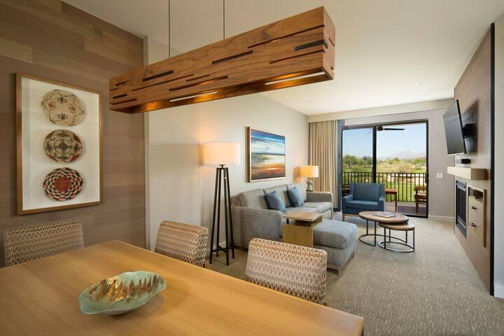 Spring Break - 1 Bedroom Premium Villa