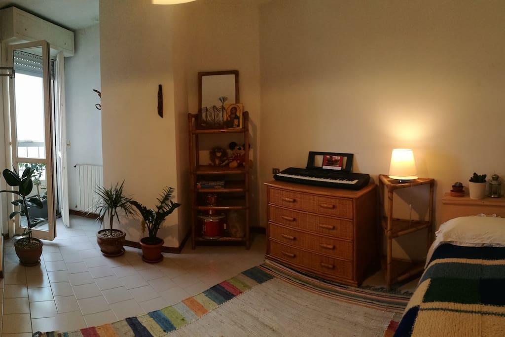 foto 3 della stanza