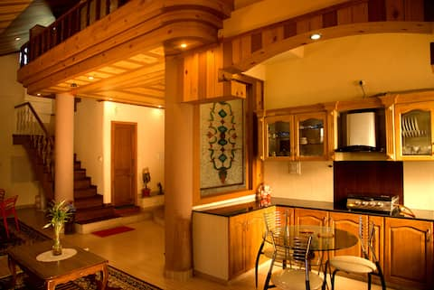 Ambika Home Stay Solan Super Classic complete home