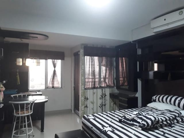 Apartment Studio+ INCLUDE service (MONTHLY/YEARLY)