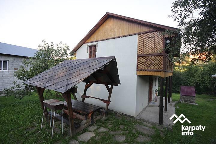Затишний будинок сім'ї Кіс