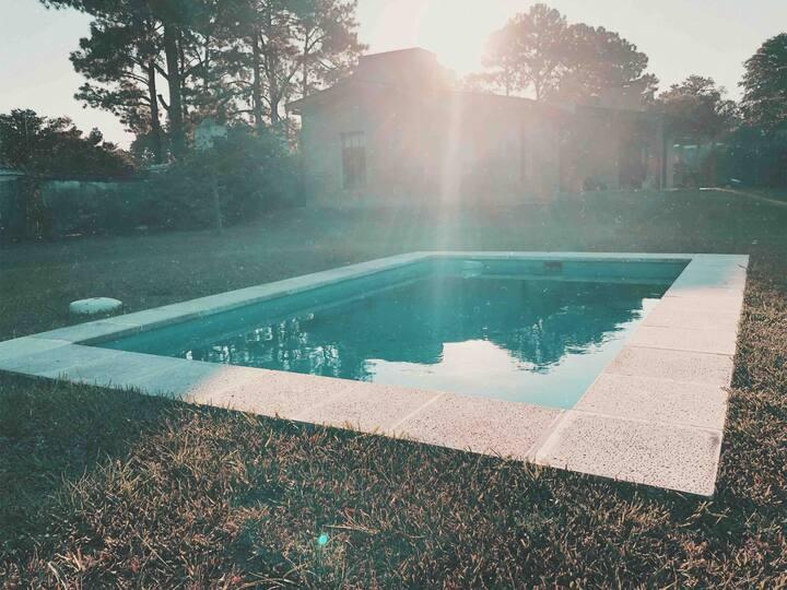 Rústica y encantadora casa en Colastine