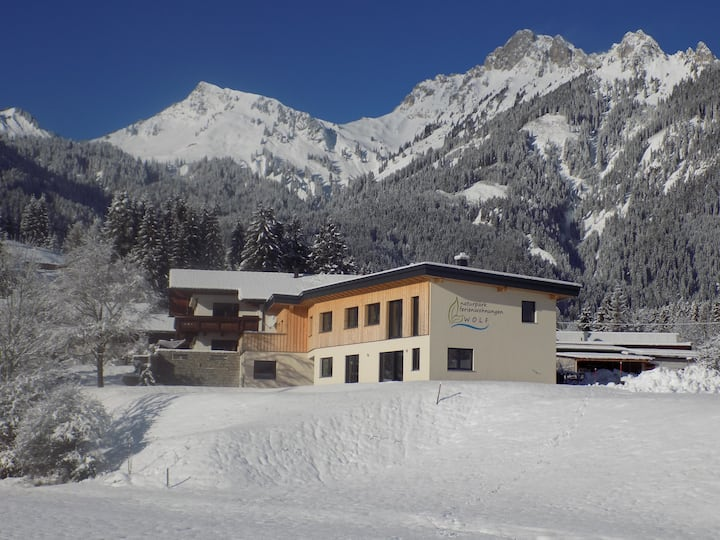 Ferienwohnung Schlosskopf