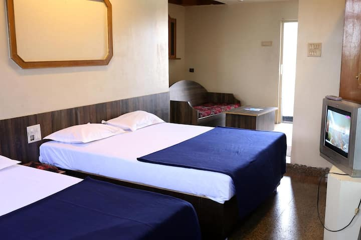 Four Bedded AC Rooms ( Viva Guest House)
