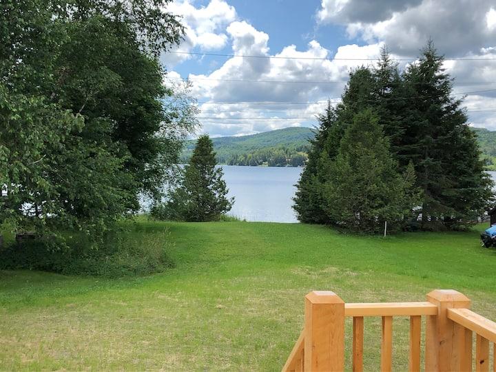 Sunny Vermont Lake Getaway