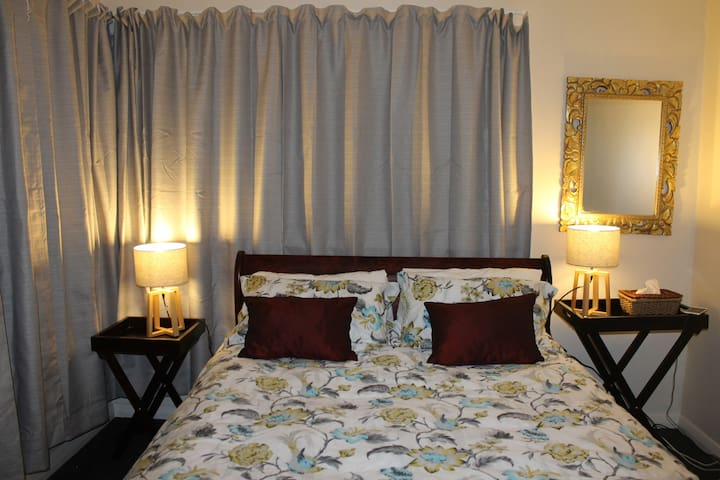 Close to City & Airport, offering  BB & Free Wifi