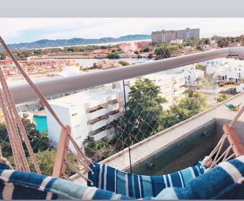 Departamento Delux en Higuerote