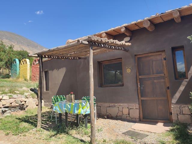 Refugio Cabañas Otro MUndo
