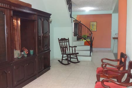 Belize Toucan Nest Hotel - Room 1 - San Ignacio