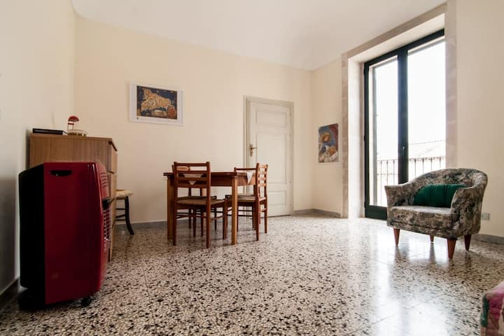 Ferla, Gateway to Pantalica