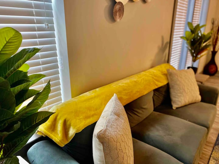 Comfy Midtown/Buckhead ATL apartment with balcony