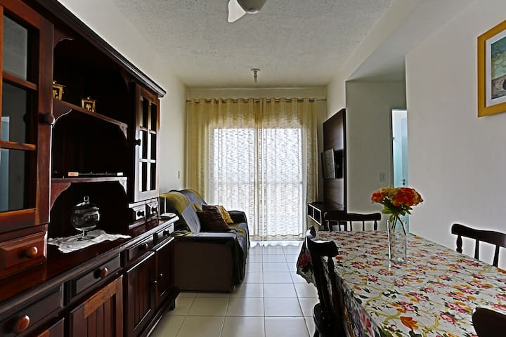 Apartamento Guarapari com aconchego - Guarapari - Daire