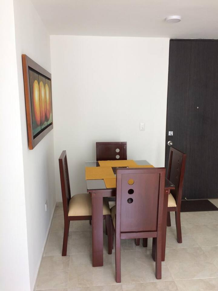 Estrené apartamento con equipación en Ibagué