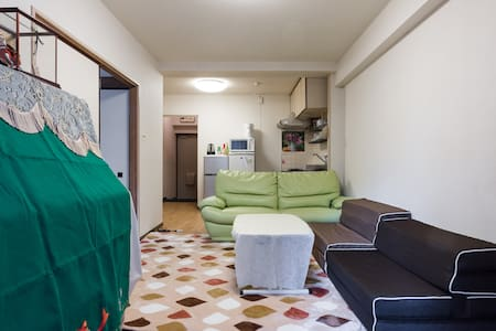 You can stay in Japanese-style room, with Piano. - Adachi - Wohnung