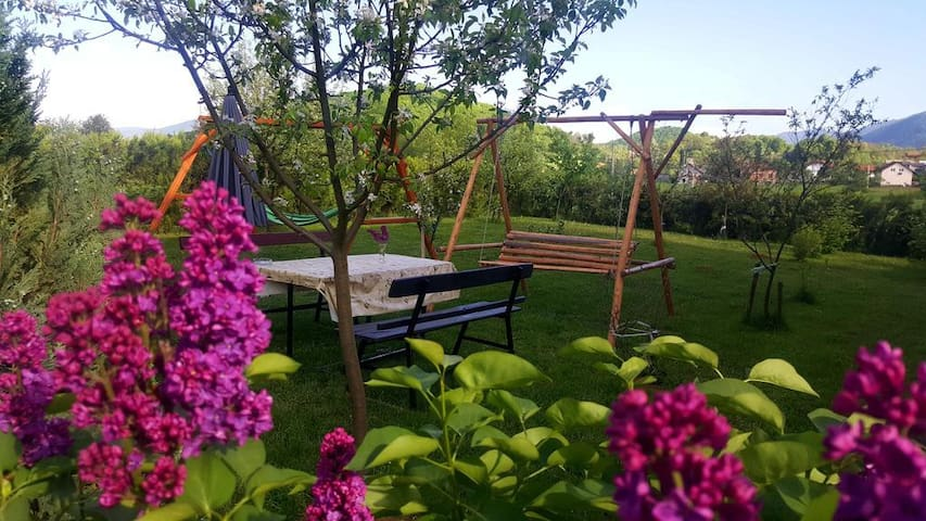 Apartment Gacka - Beautiful Place in Nature