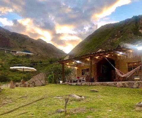 Hermosa Cabaña Campestre cerca de Pasto - Ipiales