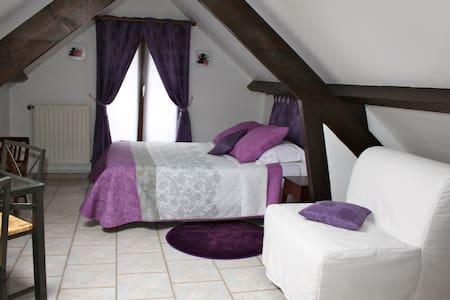 Chambre d'hôtes - La Rose des Vents - Haus