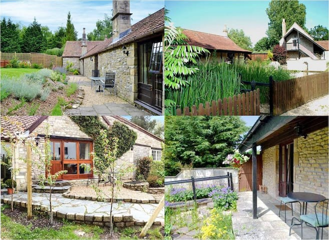 Dog friendly Holiday Cottages set in 6 acres