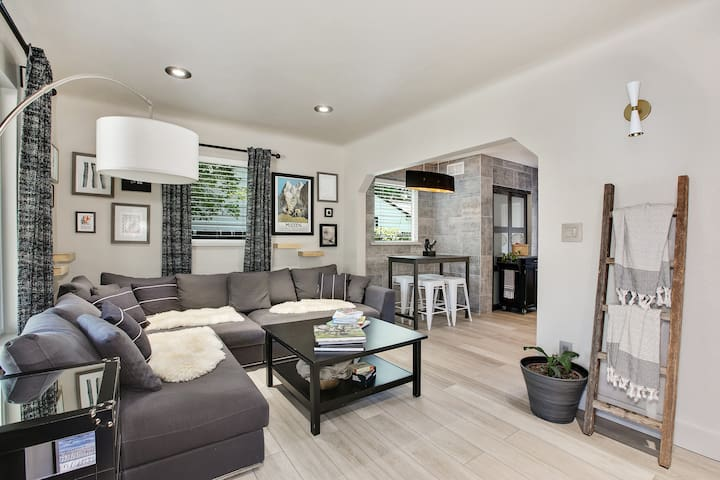 """""""The Hip Bungalow"""" - Near LoDo/LoHi and Mtn Access"""
