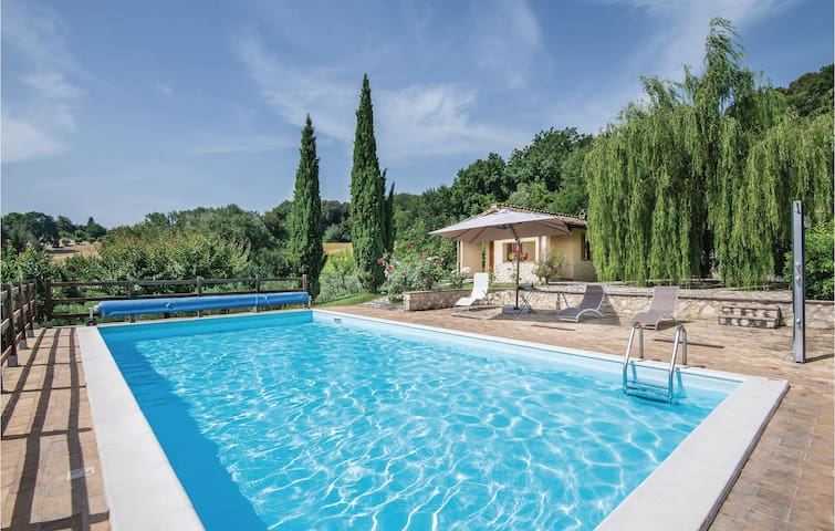 Holiday cottage with 1 bedroom on 50m² in Narni TR