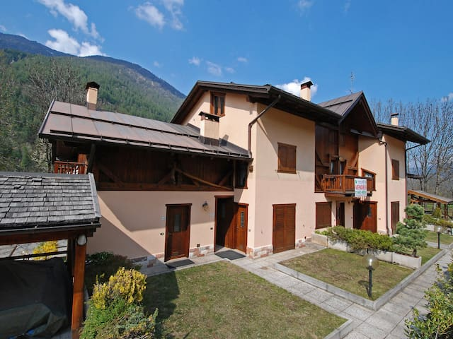 Holiday apartment Palazzina Sole for 7 persons