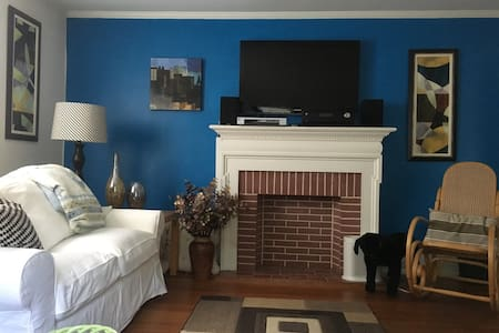 Nice two bedroom apt in the suburbs - Allentown