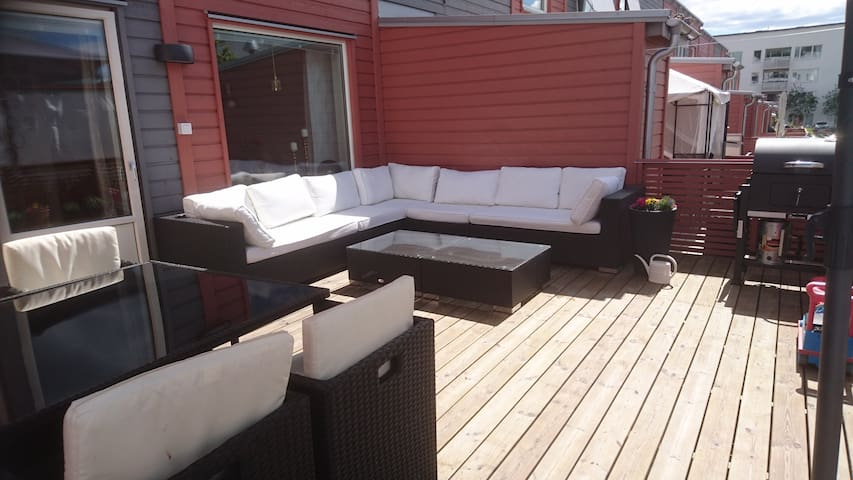 Familyhouse close to Stockholm - Barkarby