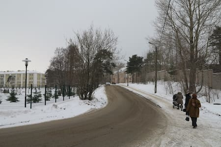 Комната в общежитии - Сестрорецк