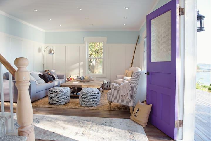 Luxury Oceanfront Farm House