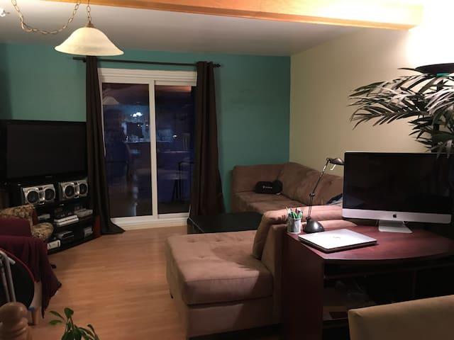Petite chambre tranquille. FR/EN - Saguenay