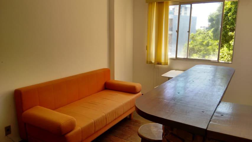 Apartamento Brotas - Salvador - Flat