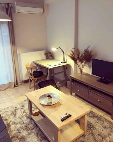Modern central flat in Komotini