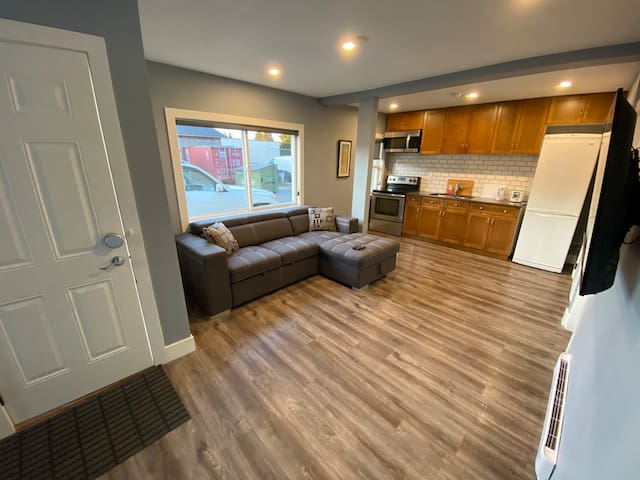 Newly renovated apartment in Central City Surrey 1