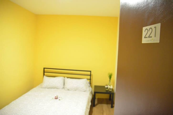 2. Double Bed Air con Private room