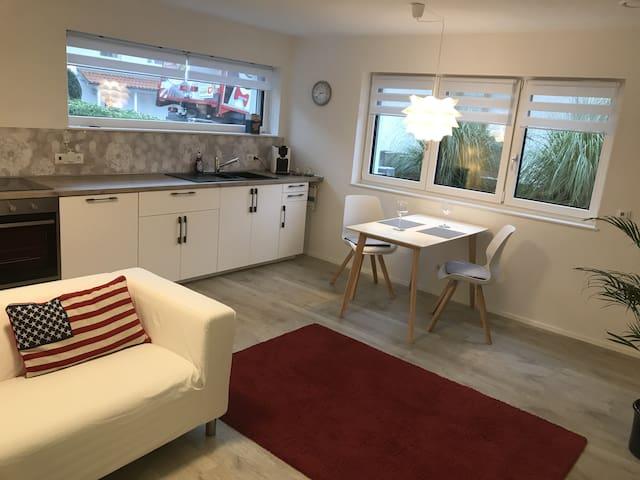 Moderne Ferienwohnung in Hoffenheim