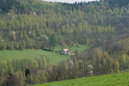 Pensjonat Pod Górą Karczmisko/Apartament Rodzinny - Ladek-Zdroj