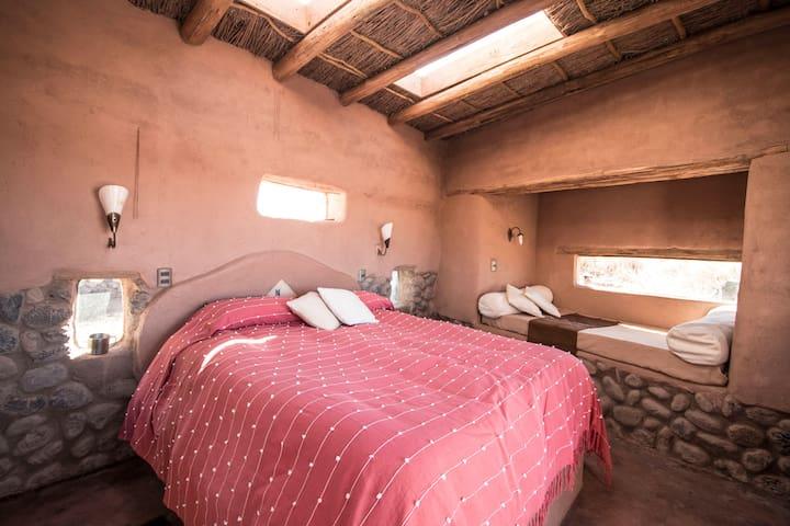 Casa Chalet Chincol, San Pedro de Atacama