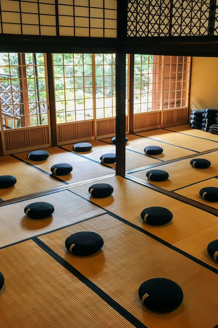 Our Meditation Room