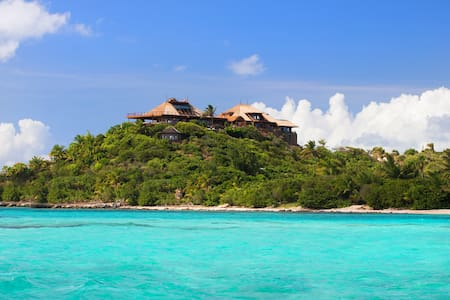 The Great House Master Suite:114509 - Necker Island