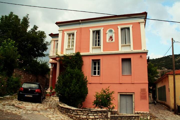 Andritsaina's Neoclassical Mansion 2