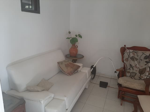 Habitación piso 1 cama doble