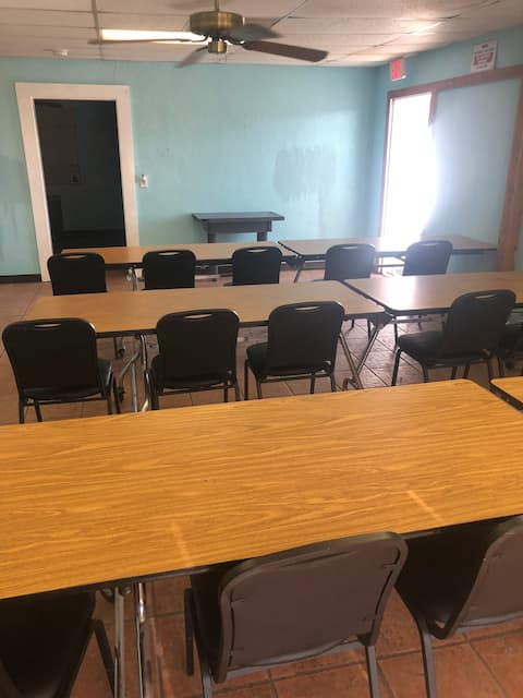 Classroom or Meeting Room