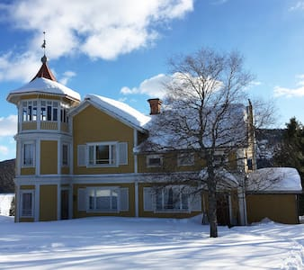 Charming accommodation 45 minutes from Åre