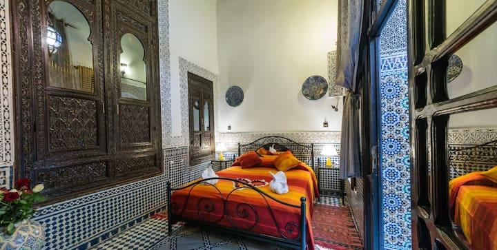 Bab Boujloud Double Room