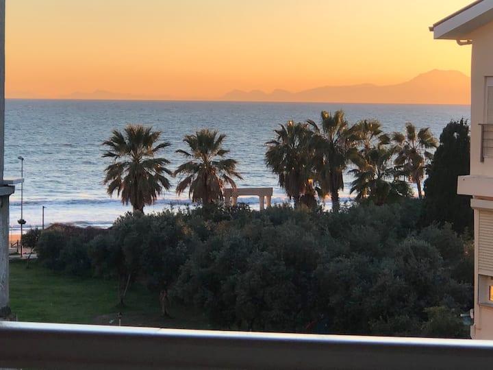 Sea view apartment 2+1