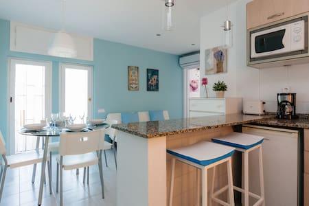 Mediterranean 2 bedroom with Pool - Sitges - Appartamento