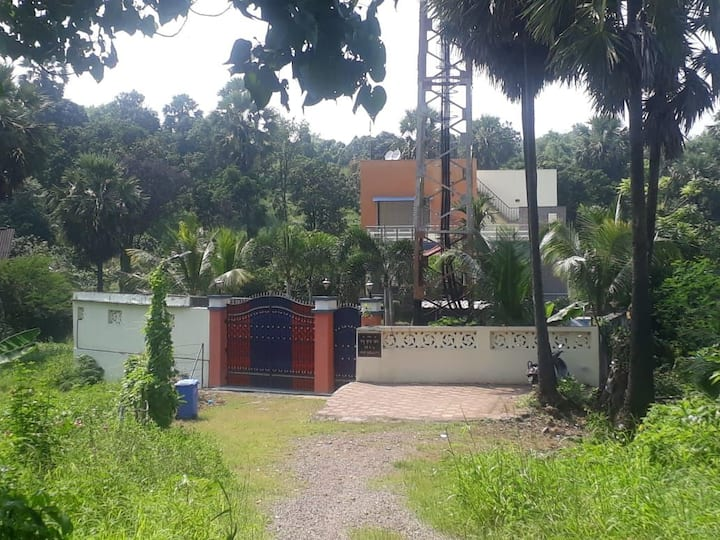 Gorai 3BHK Independent bungalow with pool