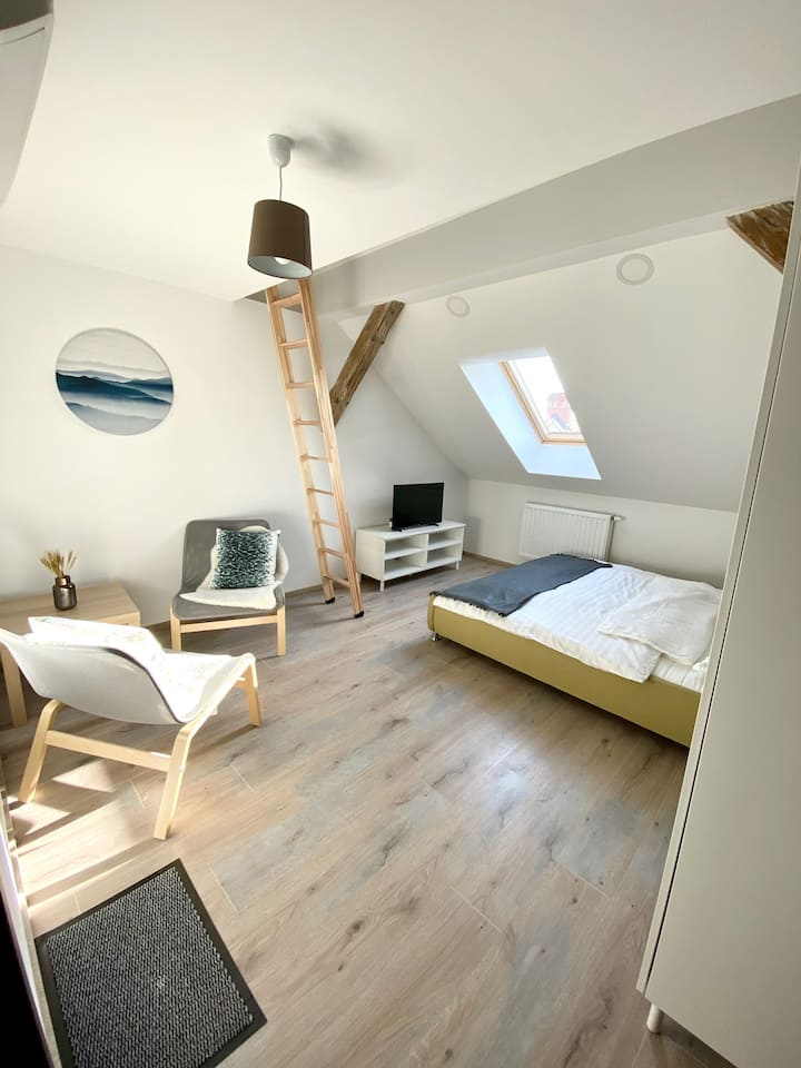 ROOF ROOMS - Room Nr. 4 * Cool&Sunny * City center