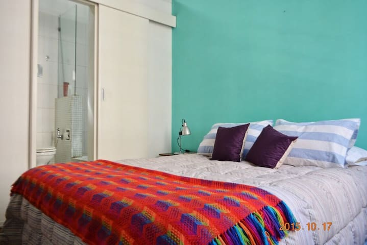 Habitación doble baño en suite