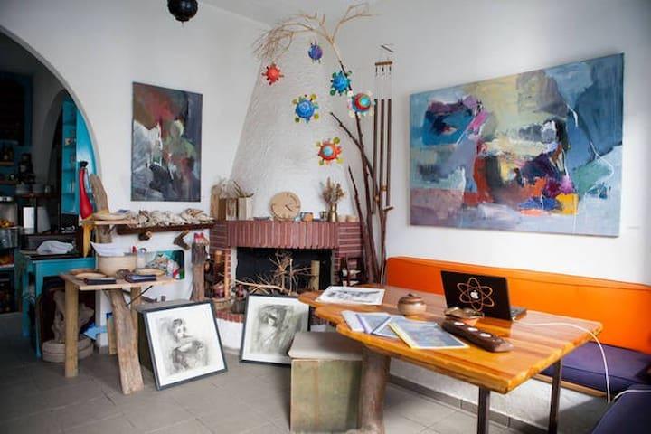 12 ACROPOLIS GUEST HOUSE - Ormos Egialis - Bed & Breakfast